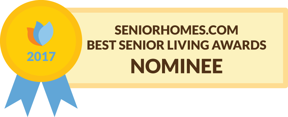 Seniorhomes.com Award Nominee