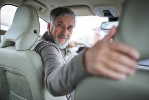Self-Driving Car Technology that Can Offer Seniors Independence