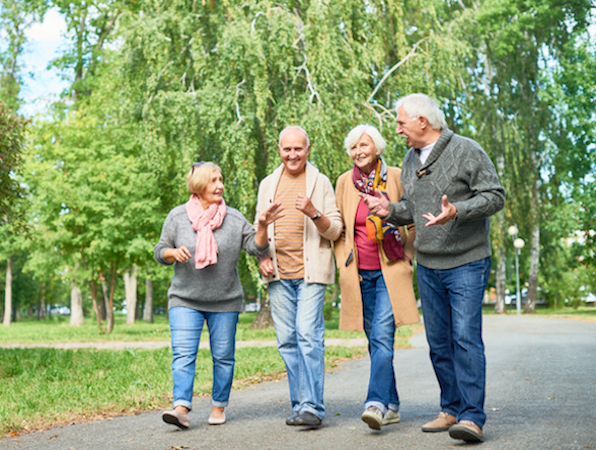 7 Healthy Springtime Activities for Active Seniors