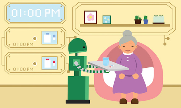 Your Next Caregiver Could Be a Robot
