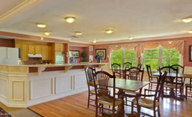 Brookdale Spruce Woods - Durham, NH - Dining Room