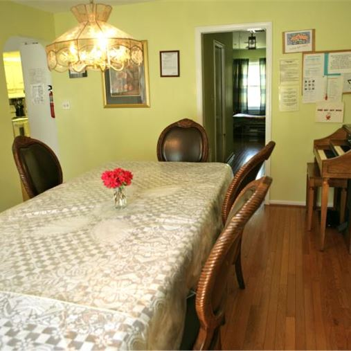 AlfredHouse III - Rockville, MD - Dining Room