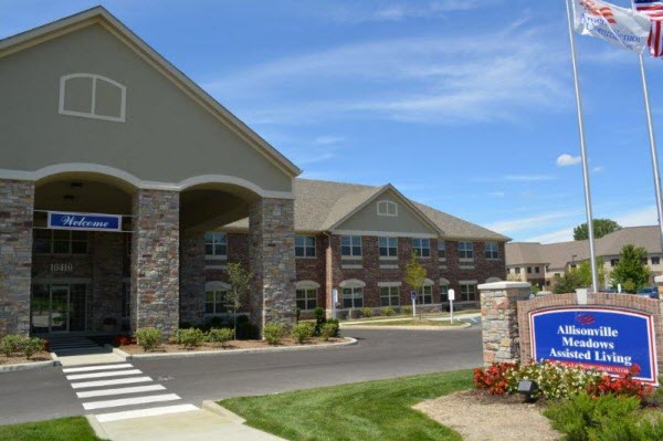 Allison Meadows Assisted Living - Exterior