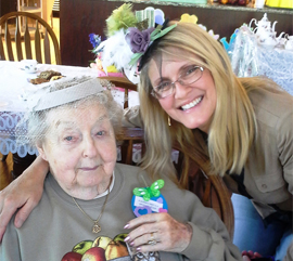 Alpine Meadows Assisted Living   Meridian, ID   Smiling Resident