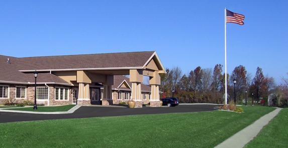 Amber Glen Alzheimer's Special Care Center - Urbana, IL - Exterior
