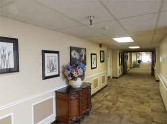 Applewood Retirement Community - Salem, OR - Hallway