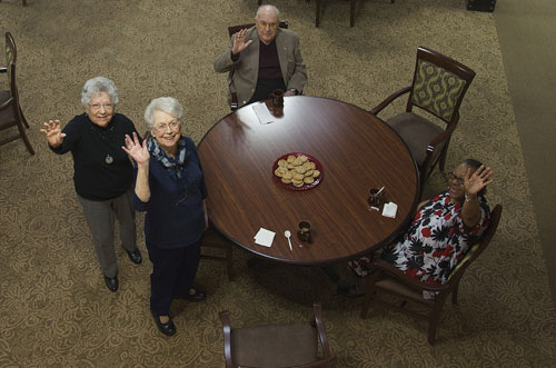 Arbor Court Retirement Community at Topeka - Topeka, KS - Welcome