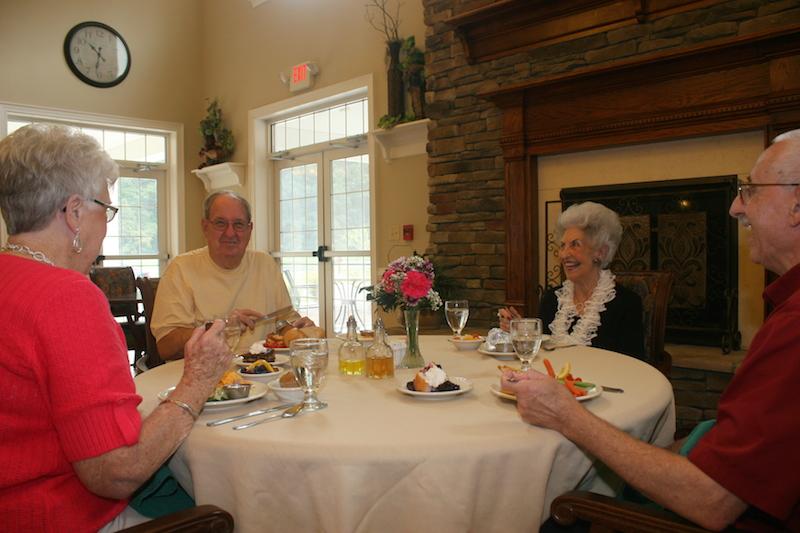 Arbor Ridge at Stanleyville - Winston-Salem, NC - Dining Room