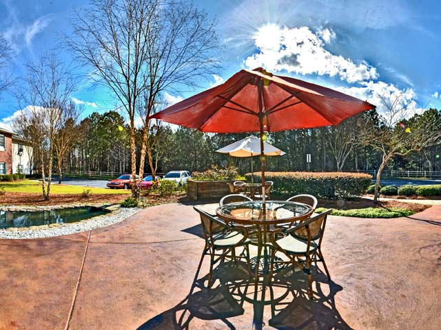 Arbor Terrace at Cascade - Atlanta, GA - Courtyard