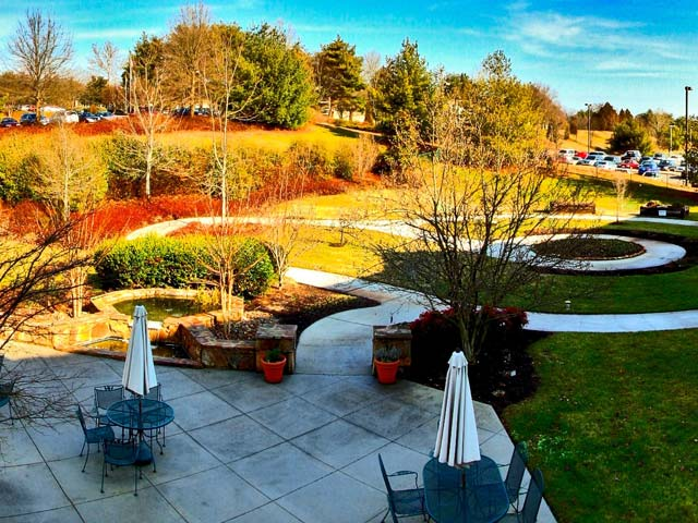 Arbor Terrace of Knoxville, TN - Scenic Views
