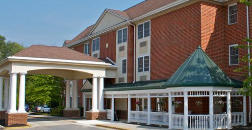 The Residences on Greenbelt - Lanham, MD - Exterior