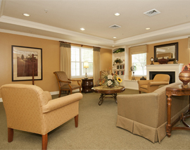 Arbor Crest of Silver Spring, MD - Lounge