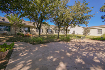 Ashwood Court - North Richland Hills, TX - Exterior