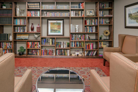 Ashwood Court - North Richland Hills, TX - Library