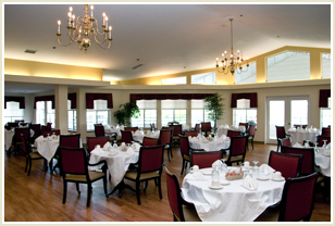 Ashwood Place - Frankfort, KY - Dining Room