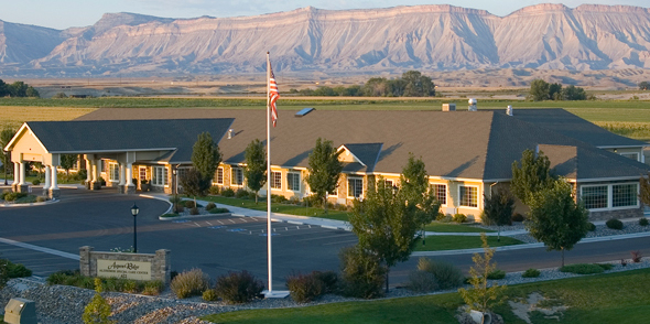 Aspen Ridge Alzheimer's Special Care Center - Grand Junction, CO - Exterior