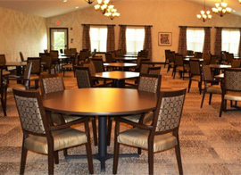 Aster Place - Lafayette, IN - Dining Room