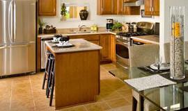 Atherton - Alhambra, CA - Kitchen