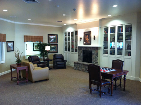Autumn Hills Alzheimer's Care Center - Bloomington, IN - Lounge
