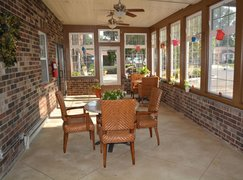 Autumn Ridge Rehabilitation Centre - Wabash, IN - Sun Room