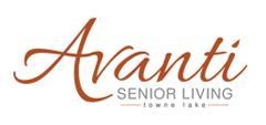 Avanti Senior Living-Flowermound,TX-Logo