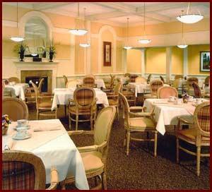 Azalea Estates of Fayettville, GA - Dining Room