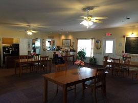 Azalea Manor - Marietta, GA - Dining Room