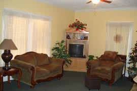 Azalea Manor - Marietta, GA - Living Room