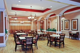 Azalea Trails - Tyler, TX - Dining Room