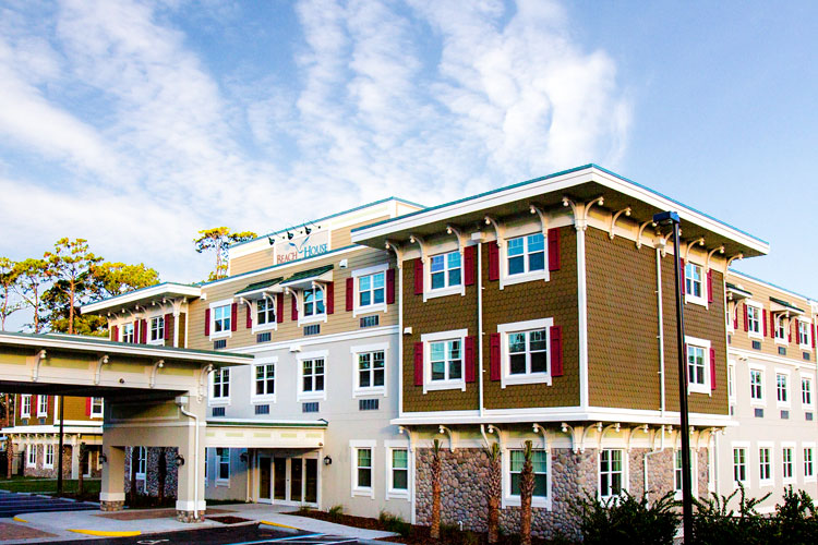 Beach House Assisted Living and Memory Care - Jacksonville Beach, FL - Exterior