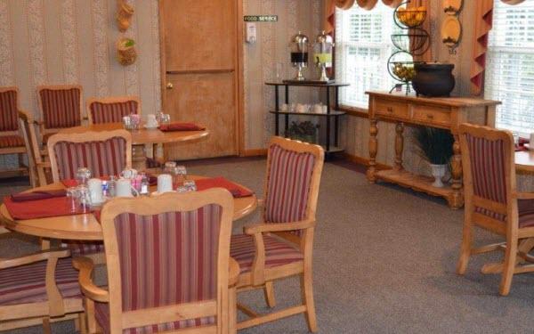 Beech Grove Meadows, IN - Dining Room
