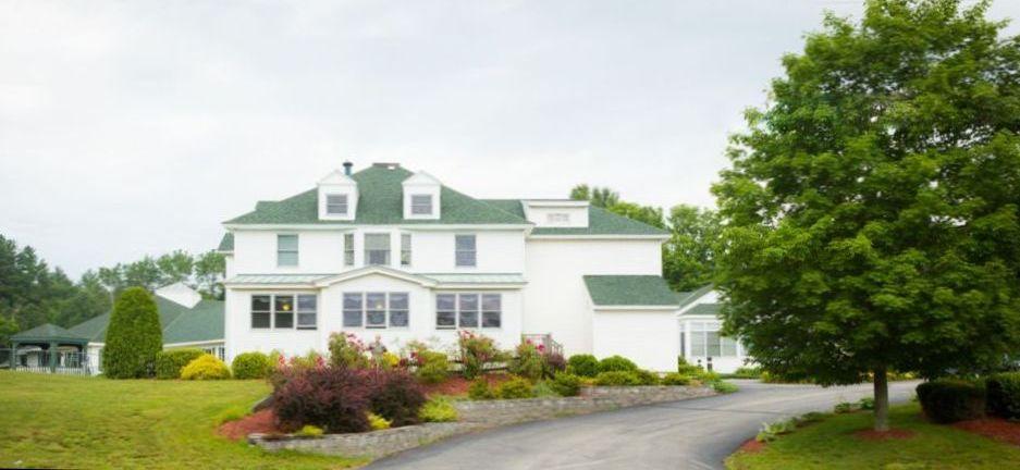 Bel Air Nursing & Rehab Center - Goffstown, NH - Exterior