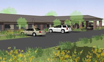Belleview Heights Alzheimer's Special Care Center - Aurora, CO - Exterior