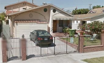 Bentley House - Los Angeles, CA - Exterior