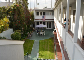 Bentley Suites - Santa Monica, CA - Courtyard