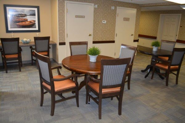 Bethany Village Assisted Living - Indianapolis, IN - Activity Room