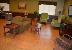 Betz Nursing Home - Auburn, IN - Common Area