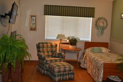 Betz Nursing Home - Auburn, IN - Bedroom
