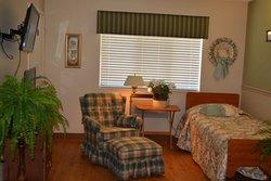 Betz Nursing Home - Auburn, IN - Bedroom