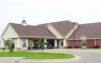 Bickford of Ames, IA - Exterior