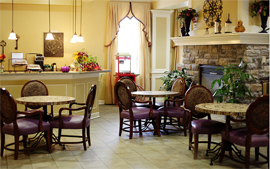 Bickford of Crystal Lake, IL - Dining Room