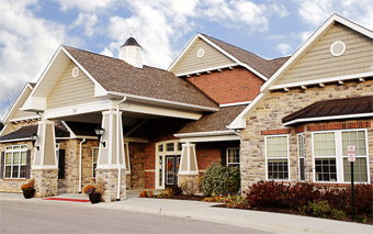 Bickford of Crystal Lake, IL - Exterior