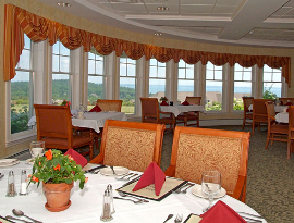 Birch Bay Retirement Village - Bar Harbor, ME - Dining Room