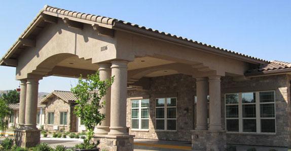 Blossom Grove Alzheimer's Special Care Center - Redlands, CA - Exterior