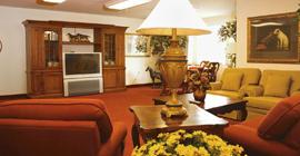 Boone Landing - Columbia, MO - Living Room