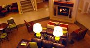 Brandon Woods at Alvamar - Lawrence, KS - Fireside Lounge