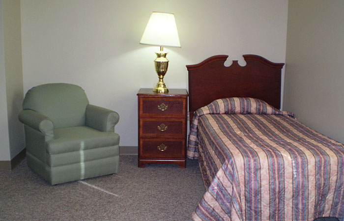 Broadmore Senior Living at Hagerstown - Hagerstown, MD - Bedroom
