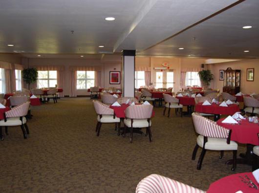 Brookdale Charleston Gardens - Dining Room
