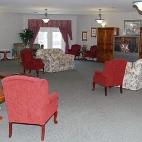 Brookdale Gainesville Southwest - Gainesville, FL - Living Room