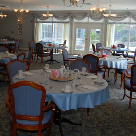 Brookdale Gainesville Southwest - Gainesville, FL - Dining Room